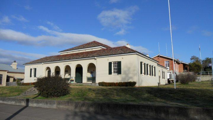 Quirindi Courthouse