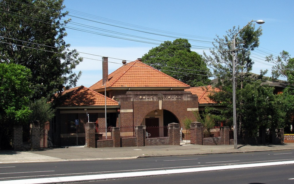 Rylstone Local Court