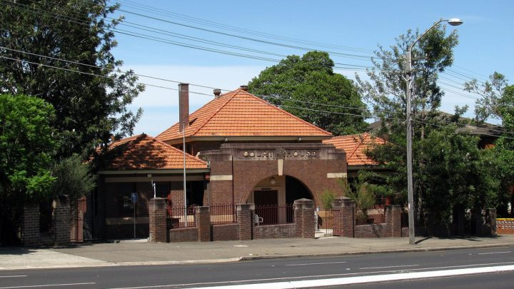 Rylstone Courthouse