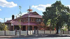 Temora Courthouse