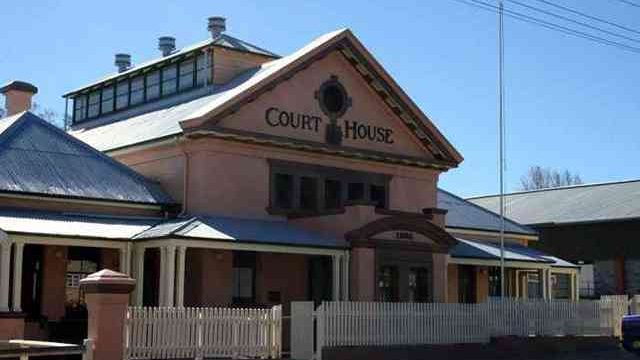 Tenterfield Courthouse