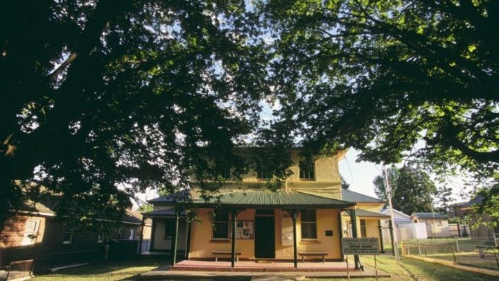 Tumbarumba Courthouse