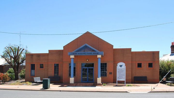 West Wyalong Courthouse