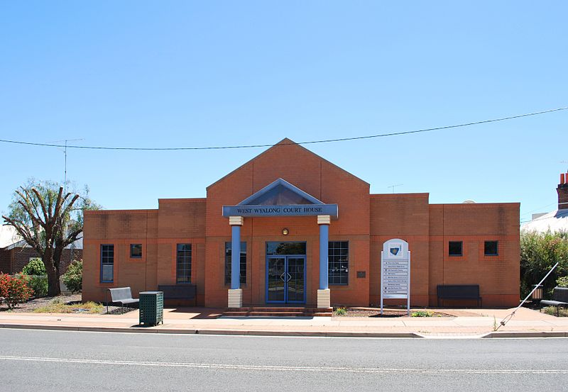 West Wyalong Local Court