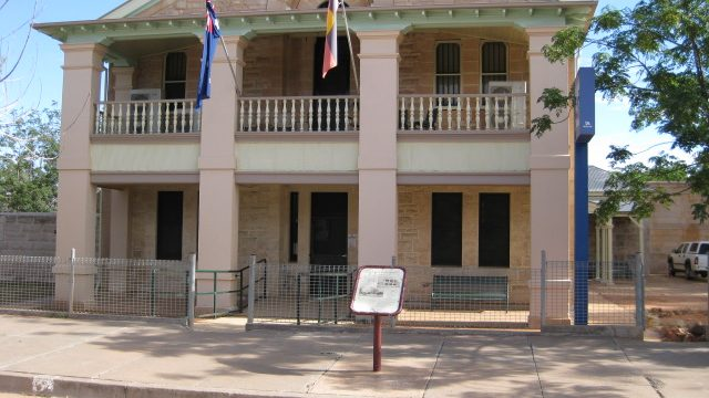 Wilcannia Courthouse