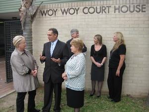 Woy Woy Local Court
