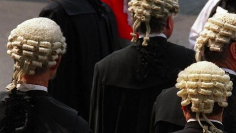 Barristers cleared on misconduct