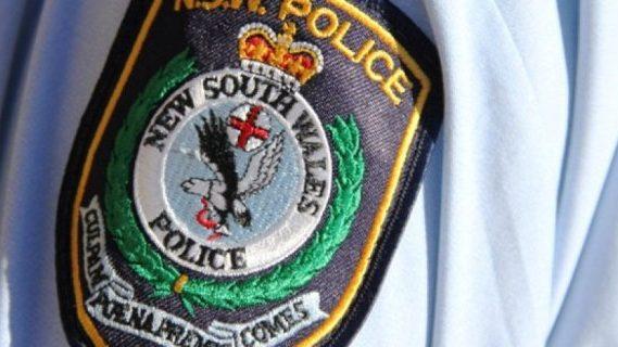 NSW Police shirt