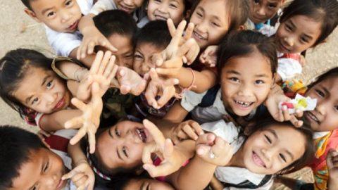Children overseas