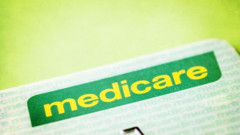 Green Medicare Card