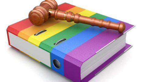 The law on homosexuality
