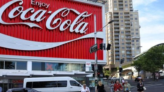Enjoy Coca Cola Billboard