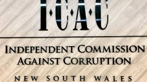 ICAC sign