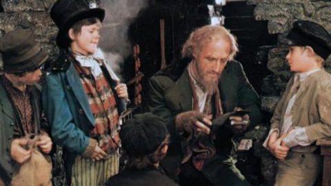 Procure children and Oliver Brown