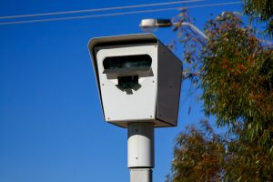 Australian red light traffic camera