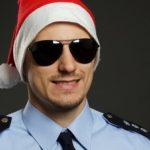 Santa Raids Drug Den