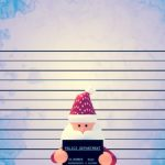 The Santa Claus Bank Heist