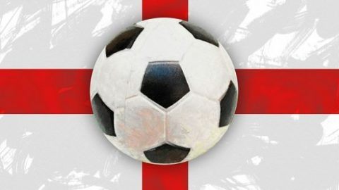Soccer football English sport