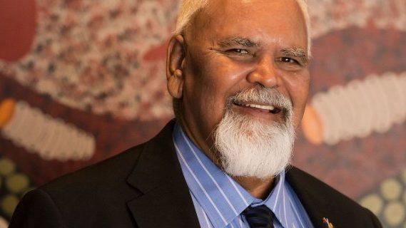 Narungga Elder Tauto Sansbury