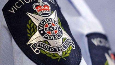 Victorian police uniform