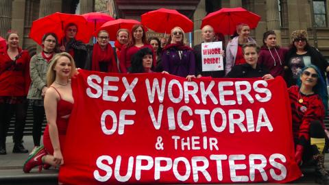 Anti-sex work project