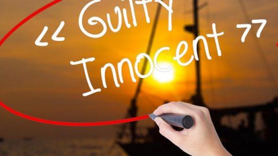 Guilty or innocent