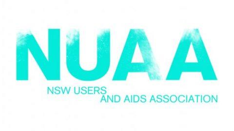 NUAA logo blue