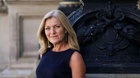 Australian Sex Party Leader Fiona Patten