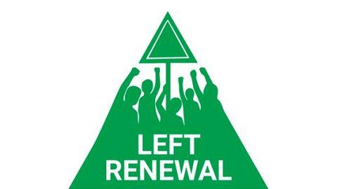 Left renewal triangle