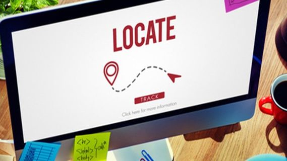 Locate and track website