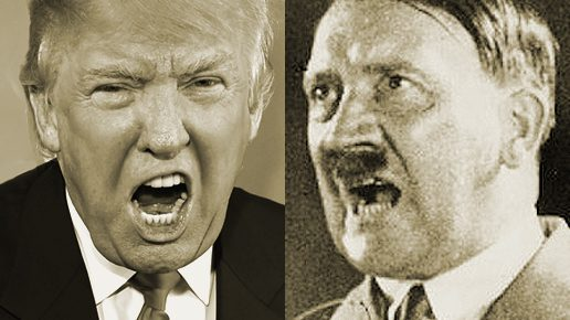 History Repeats: The Parallels Between Trump and Hitler