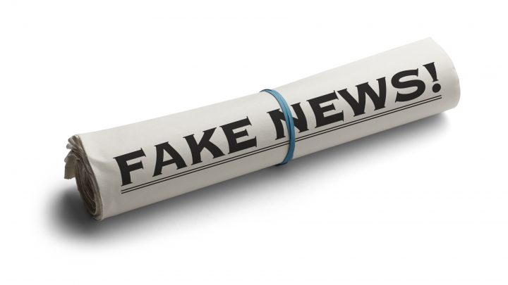 Fake News! Newspaper