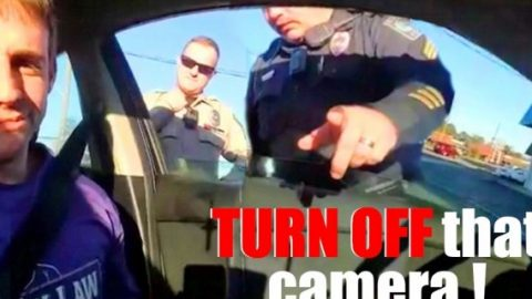 Uber lawyer vs bully cop