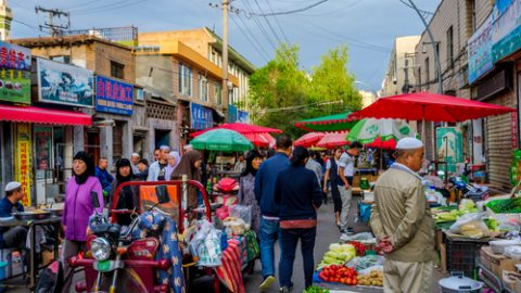 Uyghur China
