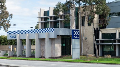 Police Station in Victoria