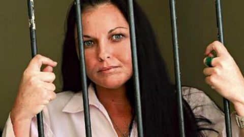 Behind bars Schapelle Corby