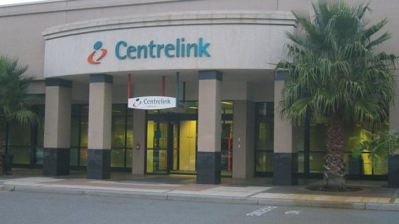 Centrelink building