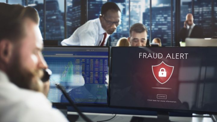 Online banking scams