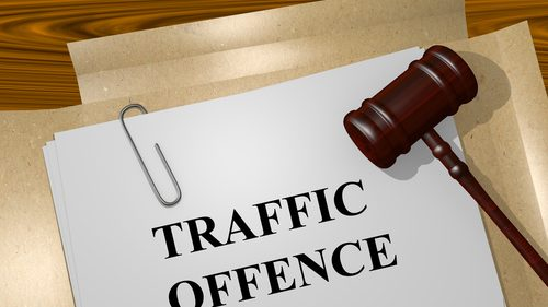 Traffic offences