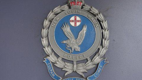 Manly police emblem