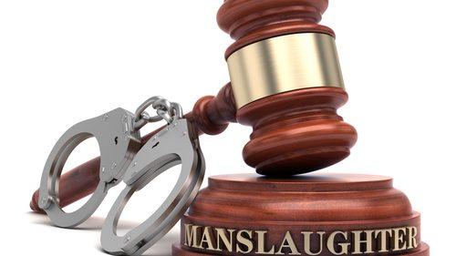 Manslaughter judgement