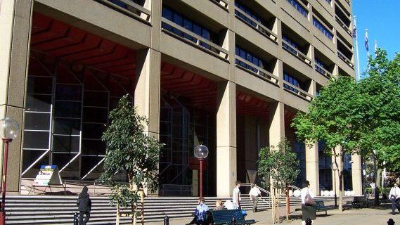 NSW Supreme Court building