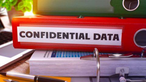Confidentialty breach