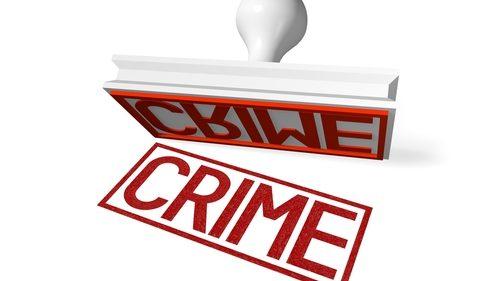 Crime stamp