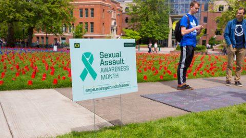 Sexual assault at University