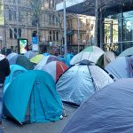 Martin Place Rough Sleepers Agree to Move, But There's Nowhere to Go