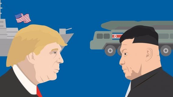 Trump vs North Korea