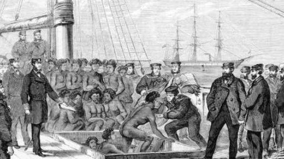 Blackbirding Australian history