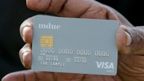 Cashless Welfare Card