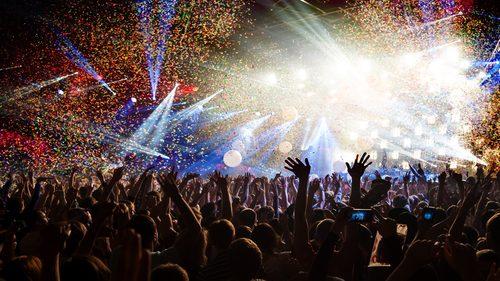 Electronic festival